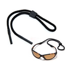 Image of Snowbee Sunglasses Lanyard - Black