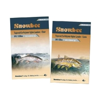 Snowbee Monofilament Tapered Leader - 9ft