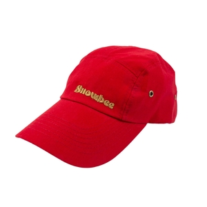 Image of Snowbee 5-Panel Fishing Cap - Red