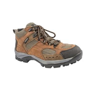 Image of Snowbee Geo-LT Waterproof/Breathable Hiking Boots - Chestnut Brown