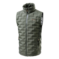 Snowbee Nivalis Down Gilet - Collar Model