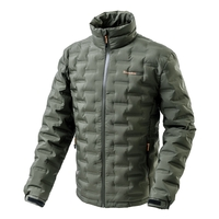 Snowbee Nivalis Down Jacket - Collar Model