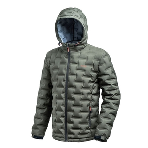 Image of Snowbee Nivalis Down Jacket - Dark Olive
