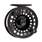 Image of Snowbee Onyx Cassette Fly Reel - #5/7 - Black