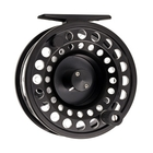 Image of Snowbee Onyx Cassette Fly Reel #7/9 - Black