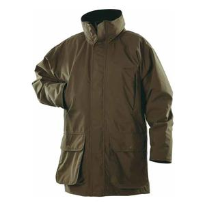 Image of Snowbee Prestige Breathable 3/4 Field Jacket - Green