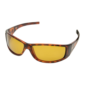 Image of Snowbee Prestige Gamefisher Polarised Sunglasses - Tortoiseshell / Yellow