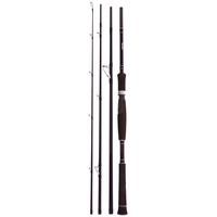 Snowbee 4 Piece Raptor Spinning Rod - 8ft 10-50g