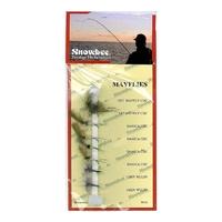 Snowbee River Flies - Essential River Nymphs - 10 Pack