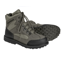 Snowbee River-Trek Wading Boots - Rubber Sole