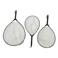 Snowbee Rubber-Mesh Hand Trout Net