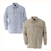 Snowbee Solaris Long Sleeve Fishing Shirt