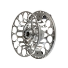 Image of Snowbee Spare Spool For Spectre Fly Reel #5/6 - Gunmetal Silver