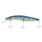 Image of Snowbee Stinger Deep 120F Lure (Floating) - Blue Mackerel