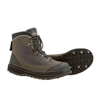 Snowbee Stream-Trek Wading Boots - XS-Tra Grip Rubber Sole with Studs