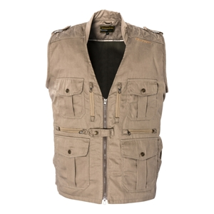 Image of Snowbee Travel Vest - Taupe
