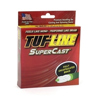 Snowbee Tuf-Line Supercast Spinning Braid - 125yds