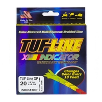 Snowbee Tuf-Line XP Indicator Super Braid Line x 300yds