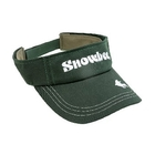 Image of Snowbee Visor Cap - Green
