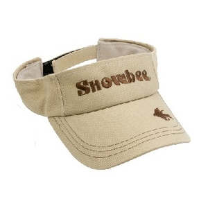 Image of Snowbee Visor Cap - Tan