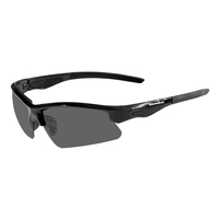 Snowbee Classic Wrap-Around Open Frame Sunglasses