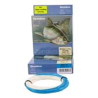 Snowbee XS-Plus Twin Colour Floating Fly Line
