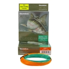 Image of Snowbee XS-Plus XS-tra Distance Intermediate Fly Line - Kelly Green/Orange