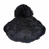 Snugbug Cable Beret Pom Pom Hat