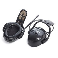Sordin left/RIGHT Passive Earmuffs - Helmet Attach