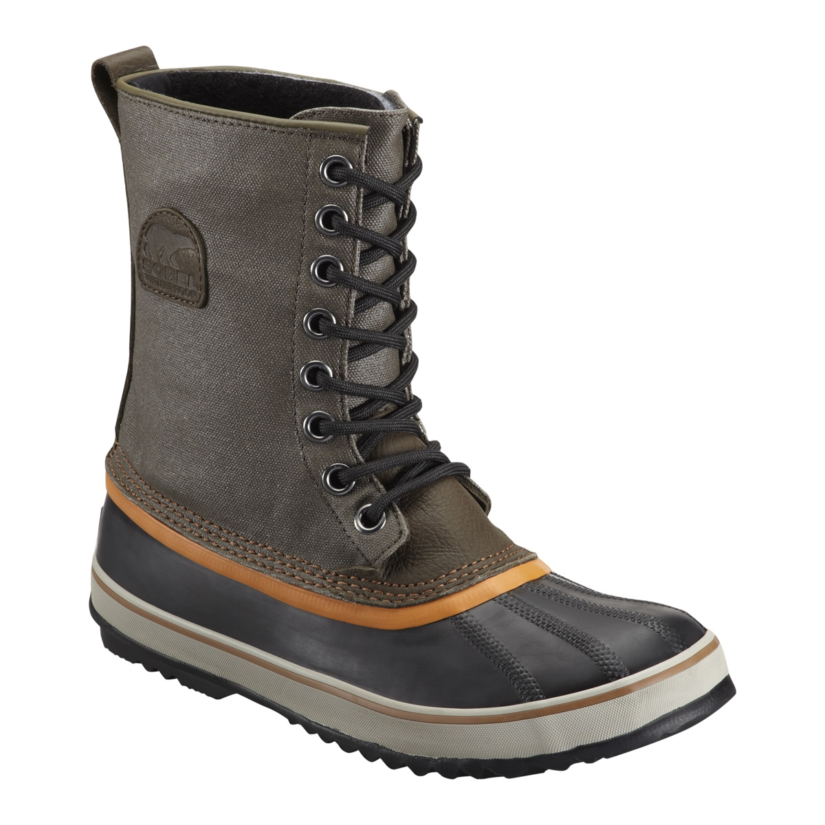 fb89c27859c Sorel 1964 Premium T CVS Boot (Men's) - Peatmoss / Bright Copper