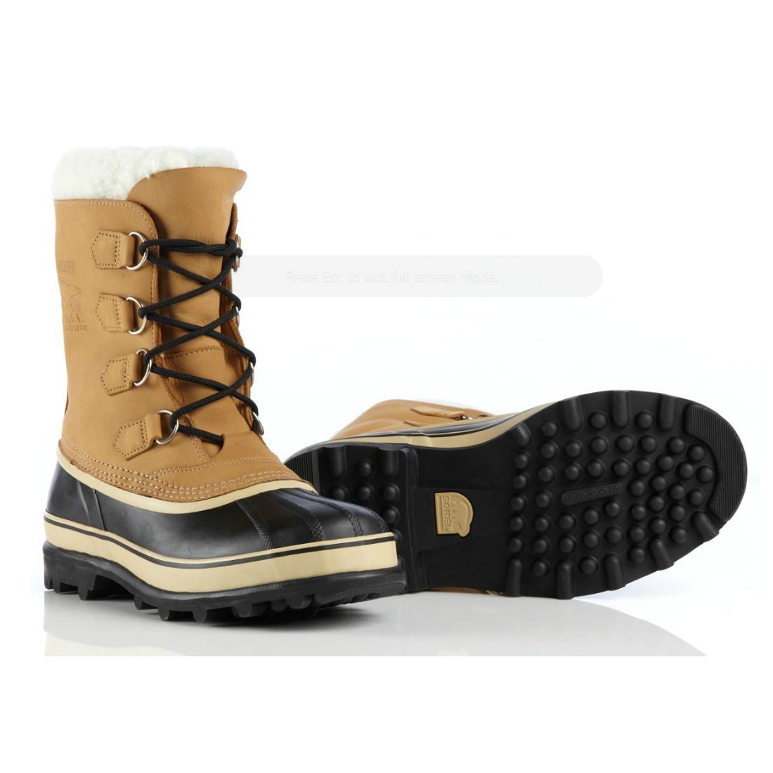 Image of Sorel Caribou Boots (Men s) - Buff 7e67a64321e8