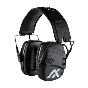 Image of SportEar Trackr Electronic Earmuff - Black