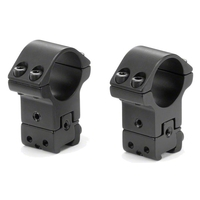 Sportsmatch UK 2 Piece 25mm Dovetail High Mount - Fully Adjustable
