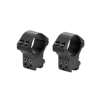 Sportsmatch UK 2 Piece 25mm Medium Mounts for Tikka - For 15mm Dovetails
