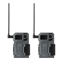 SpyPoint LINK-MICRO-LTE-TWIN Trail/Surveillance Camera Twin Pack