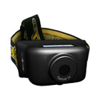 Image of SpyPoint SC-Z9 Sports Video Camera - Black