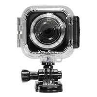 SpyPoint Xcel Stream WiFi Action Camera