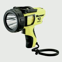 Streamlight Waypoint Rechargeable Handheld Searchlight (240v/12v)