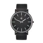 Image of Swarovski Classic Design Wristwatch - Black
