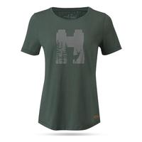 Swarovski Deer T-Shirt (Women's)