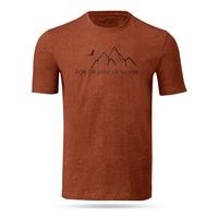 Swarovski Mountain T-Shirt (Men's)
