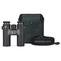 Swarovski New CL Companion 10x30 Binoculars With Wild Nature Accessory Pack