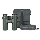 Image of Swarovski New CL Companion 10x30 Binoculars With Northern Lights Accessory Pack - Green