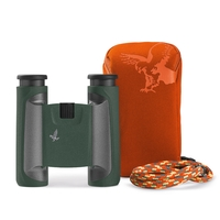 Swarovski NEW CL Pocket 10x25 Binoculars With Mountain Accessory Pack