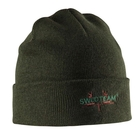 Image of Swedteam Knitted Beanie - Green