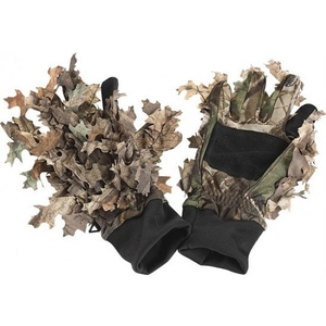 Image of Swedteam Leaf Camo Glove - Wood Camo