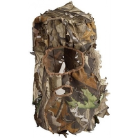 Swedteam Leaf Camo Hood