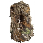 Image of Swedteam Leaf Camo Hood - Wood Camo