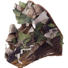 Image of Swedteam Leaf Camo Mask - Wood Camo