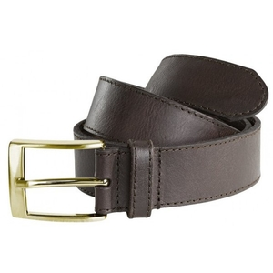 Image of Swedteam Leather Belt - Brown